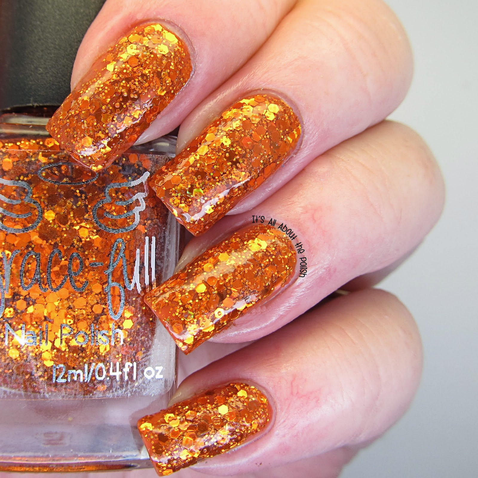 It\'s all about the polish: Grace-full Nail Polish - 6 new addditions ...
