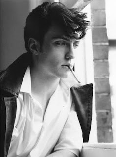 aaron johnson smoking