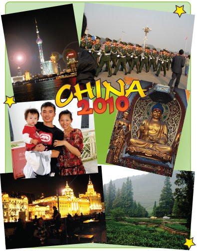 Chamber to China