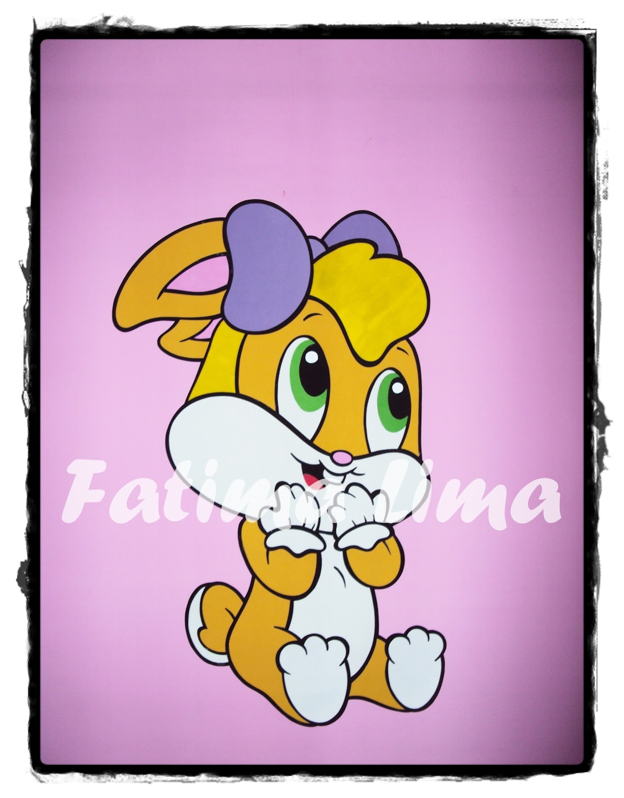 Eva charmosa looney tunes baby - Bebe looney tunes ...