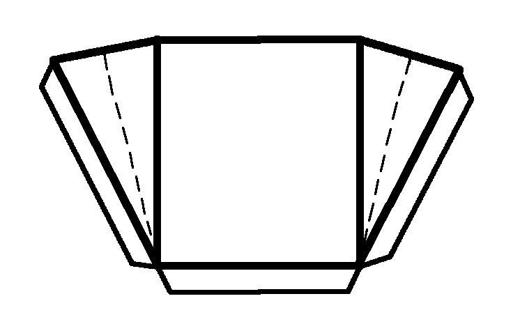 Как сделать карманы для стенда своими руками из бумаги 14