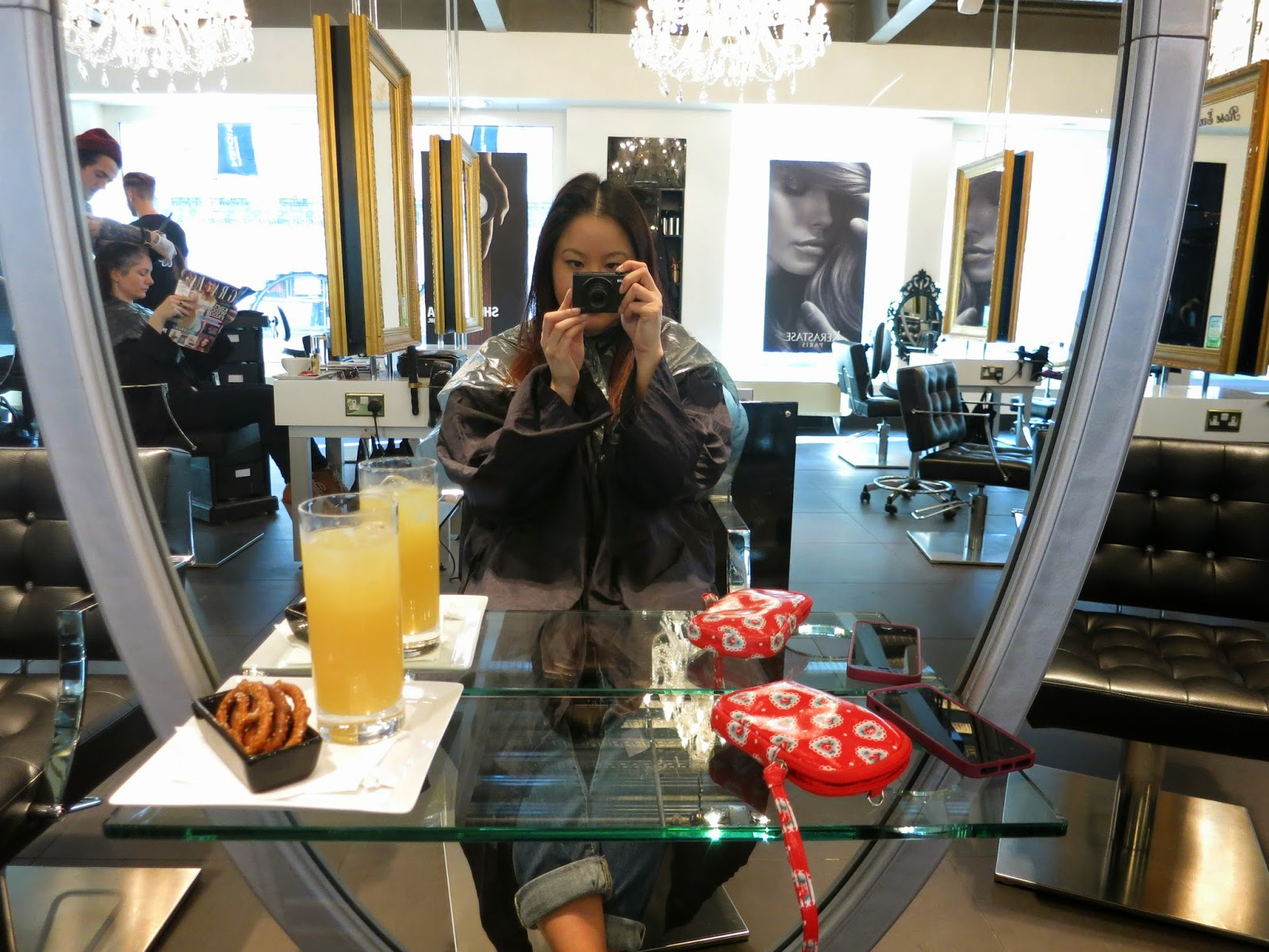 where to get a hair cut in london