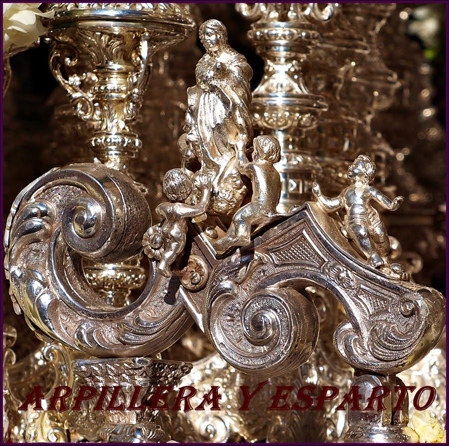 arpillera y esparto