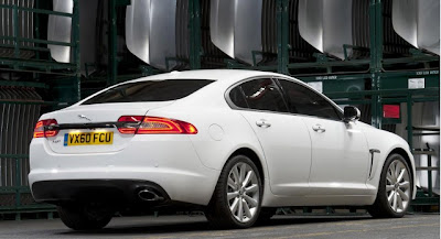 2012 Jaguar XF Reviews
