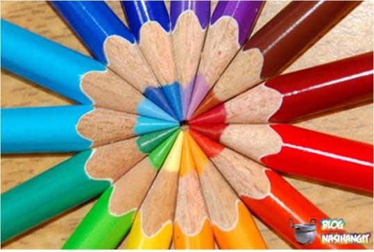 pilihan warna mencerminkan peribadi anda nasihangit