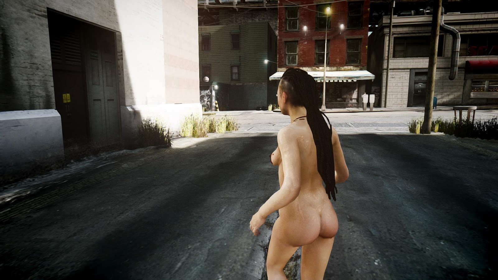 Gta 4 nud naked exploited photo