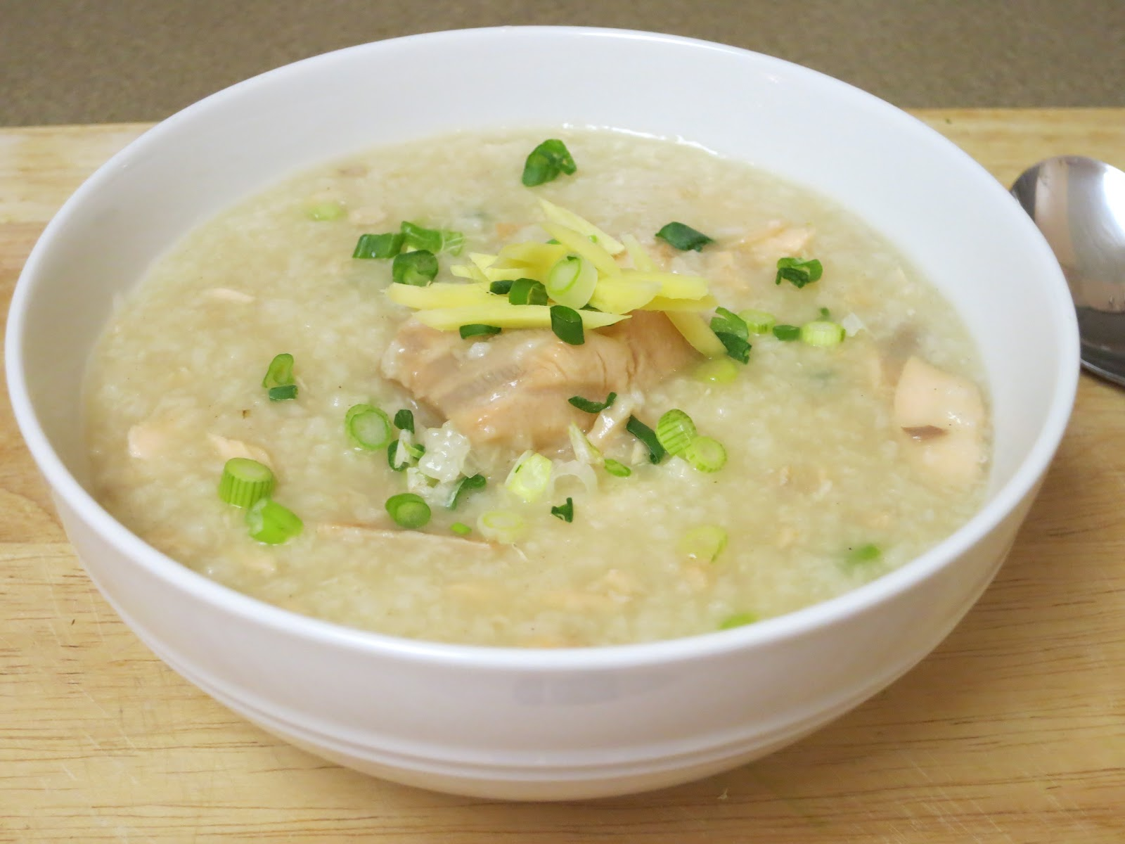 Chicken Rice Porridge Newhairstylesformen2014 Com