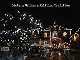 "Simbáng Gabi (Filipino for ""Night Mass"") is a devotional nine-day series of Masses practised by Roman Catholics and Aglipayans in the Philippines in anticipation of Christmas and to honour the […]"