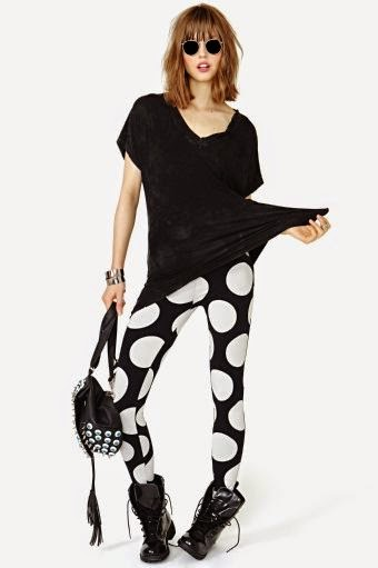 Spotty Leggings/obsessed need want love adore