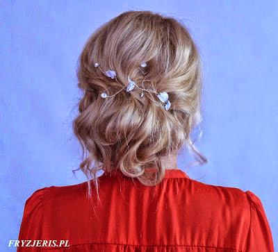 fryzura ślubna 99