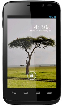 Lava Xolo X500 dual SIM smart phone