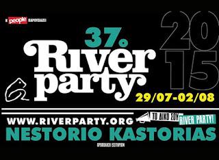 Ναι ο James Arthur στο River Party – Το τελικό πρόγραμμα ανά μέρα