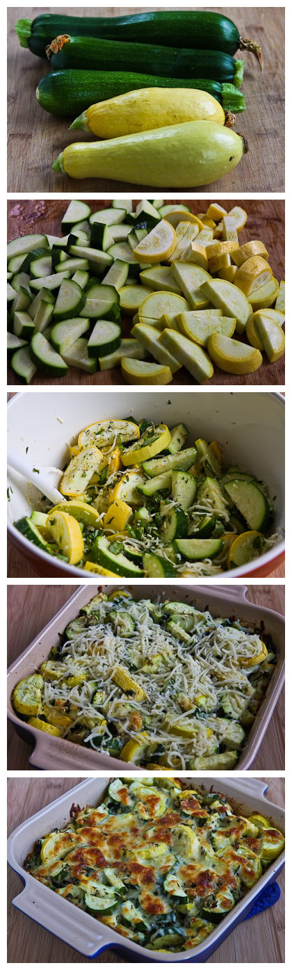 Easy Cheesy Zucchini Bake - Best of Recipe