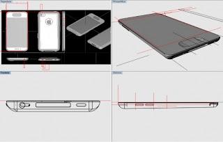 Desain Casing iPhone 5