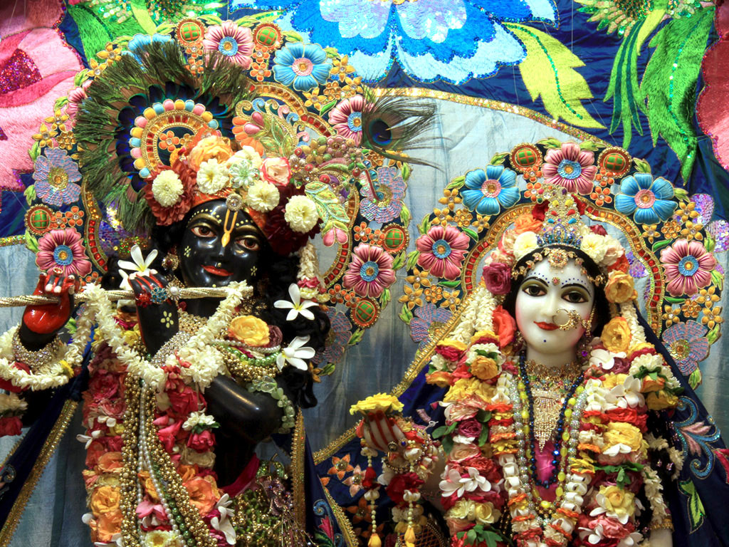 lord krishna at iskcon - photo #4