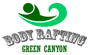 Green Canyon Body Rafting Logo