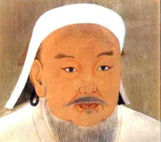 juga sebagai temujin kaisar mongolia