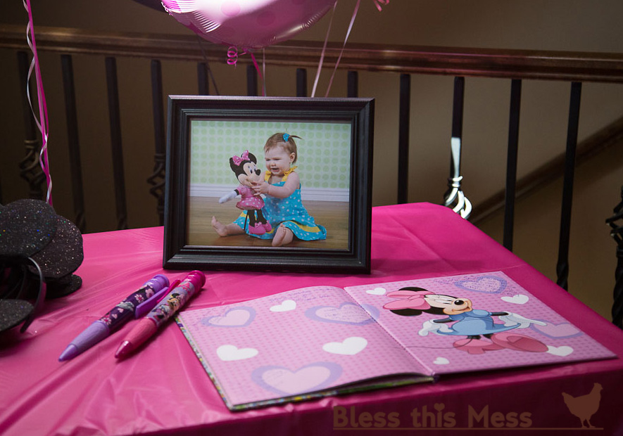 Minnie Mouse Birthday Party | Bless This Mess