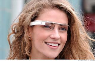 Kacamata Proyektor (project Glass) Gadget tercanggih unggulan Pertama