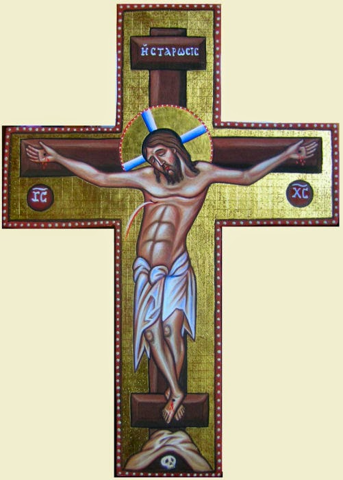 """Lent 5 Sermon: """"Greatness and Glory in the Cross"""""""