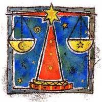 День Рождения 9 октября знак зодиака Весы
