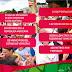 Listo el recorrido de la Antorcha de los Juegos Centroamericanos 2014