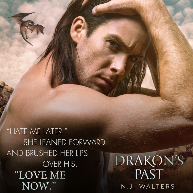 Drakon's Past Book Blitz