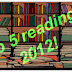 Top 5 readings 2012 by Annachiara
