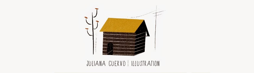 Juliana Cuervo Illustration