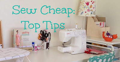 Top Tips For Sewing Cheap