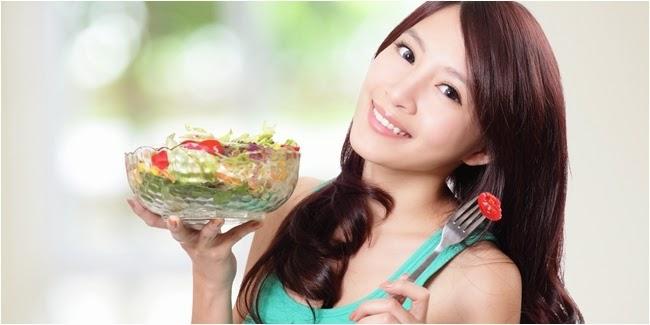 Kesehatan : Manfaat Vegetarian