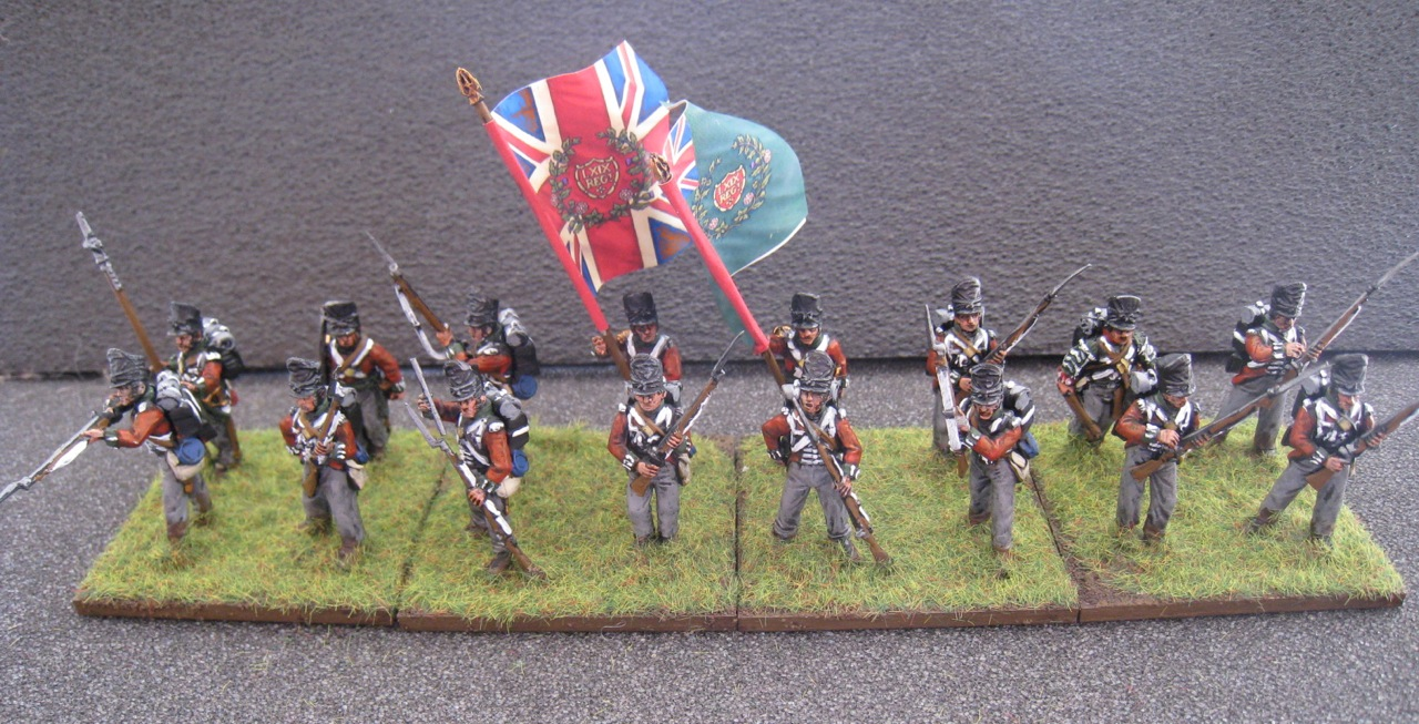 28mm Napoleonics Rules From Chrisp 28mm Napoleonic