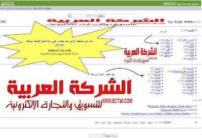 الشرح التفصيلي لكيفية إضافة موقعك في دليل DMOZ بالصور