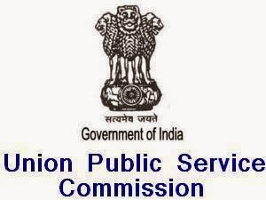 Union Public Service Commission (UPSC) Advt. No. 13 of 2014 for various posts