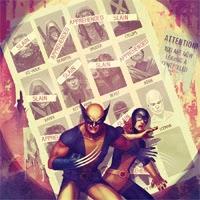 """Homenajes a Uncanny X-Men 141 y su mítica portada para """"X-Men: Días del futuro pasado""""."""