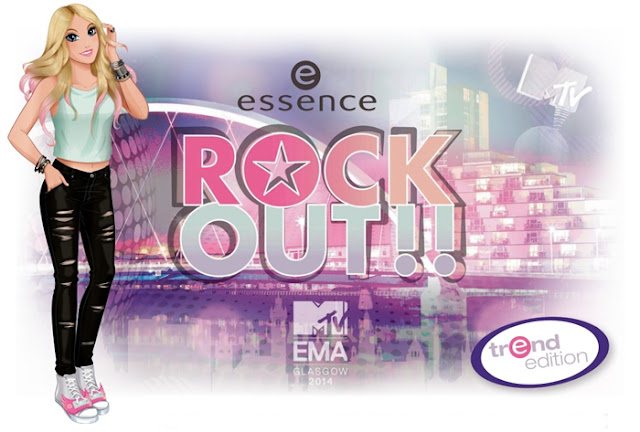 Essence Rock Out Trend Edition
