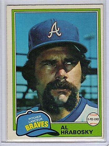 Al Hrabosky is Watching you