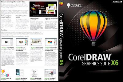 Download CorelDRAW Graphics Suite X6 16 1 0 843 (32 dan 64 Bit)