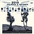 Linoldruckkalender 2013