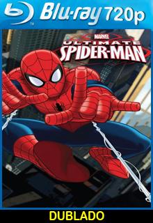 Assistir Ultimate Homem-Aranha Dublado Online