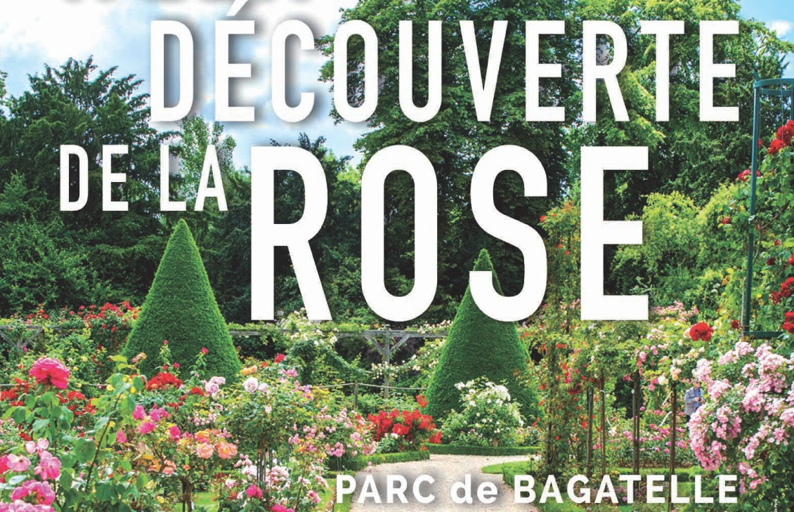 à Paris 16ème, au Parc de Bagatelle