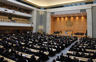 Sixty-sixth World Health Assembly opens today
