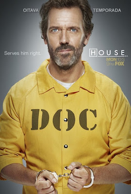 Dr. House - 8 Temporada Completa - HDTV Legendado