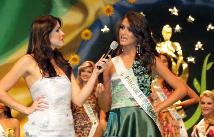 driellybennettone,miss terra brazil 2011