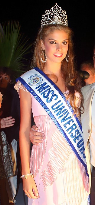 Miss Universe Universo Uruguay 2013 Micaela Orsi