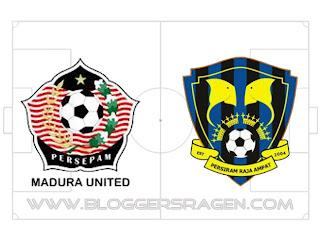 Prediksi Pertandingan Persepam Madura United vs Persiram