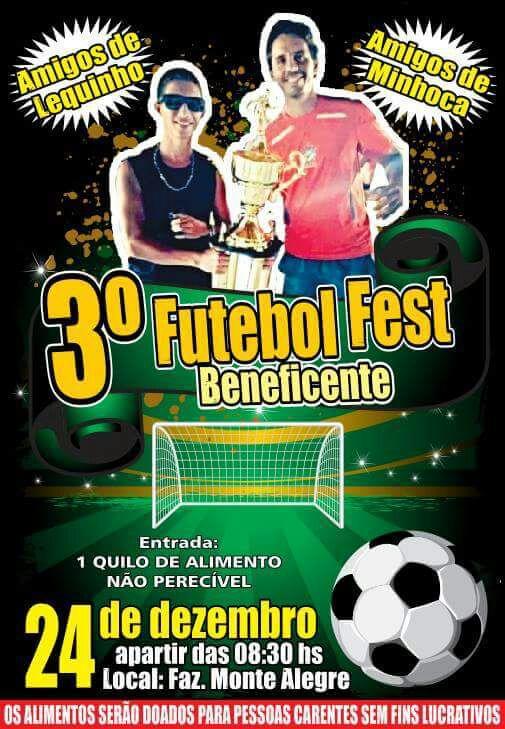 3º Futebol Fest