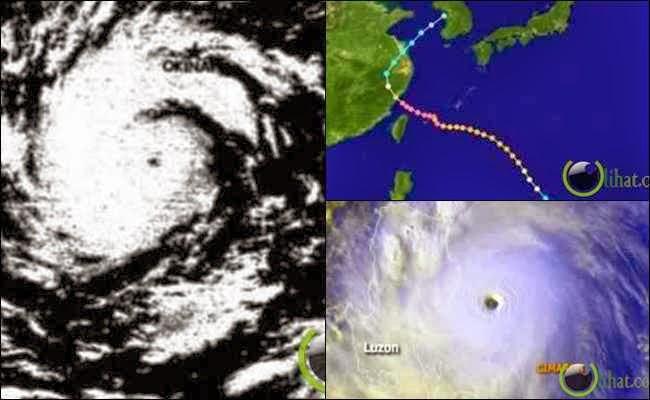 10 Bencana Angin Topan yang paling Parah di Dunia