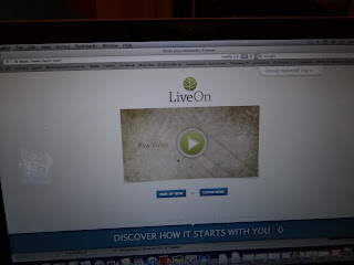LiveOn Review Amazing site for memory and photo preservation for the years to come