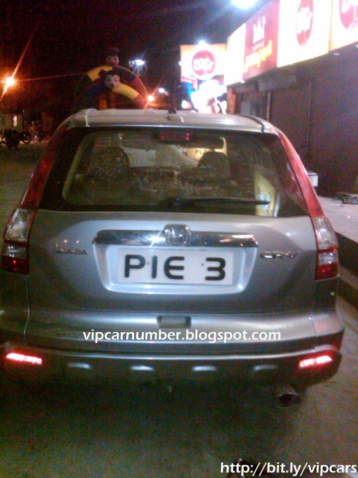 Vip Car Number - Love to be V I PVip Cars Numbers